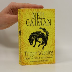 náhled knihy - Trigger warning : short fictions & disturbances