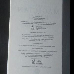 antikvární kniha The Magician King. 2. díl, 2012