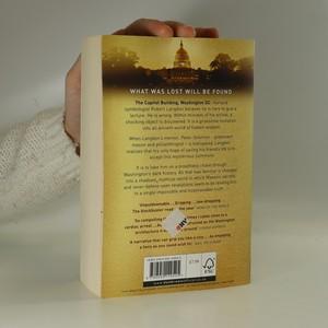 antikvární kniha The Lost Symbol. 3. díl, 2010