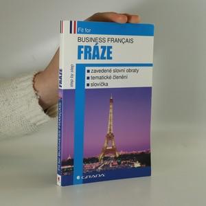náhled knihy - Fit for business français. Fráze