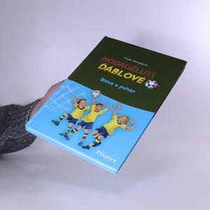 antikvární kniha Modrožlutí ďáblové. Bitva o pohár, neuveden