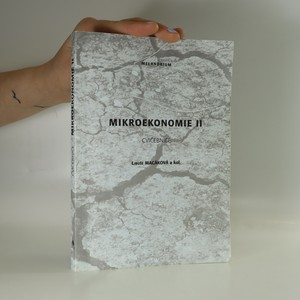 náhled knihy - Mikroekonomie II. Cvičebnice