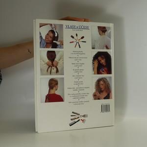 antikvární kniha Vlasy. Účesy. Techniky, 1995