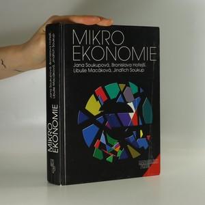 náhled knihy - Mikroekonomie