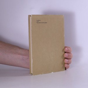 antikvární kniha Milostný listář : výbor z milostné korespondence českých spisovatelů 19. a 20. století, 1986