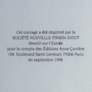 antikvární kniha Manuel du Guerrier de la Lumiére, 1998