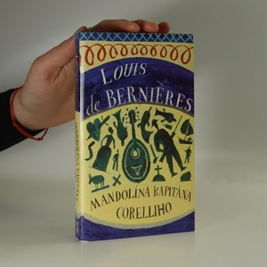 náhled knihy - Mandolína kapitána Corelliho