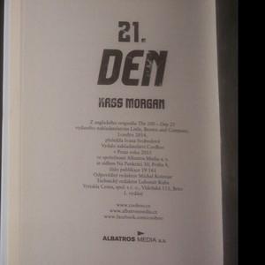 antikvární kniha Prvních 100. 21. den. (1. + 2. díl, 2 svazky, komplet), 2014, 2015