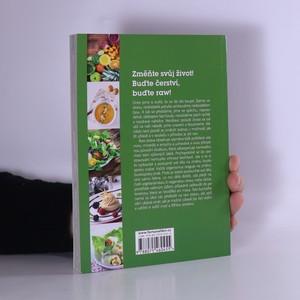 antikvární kniha Raw kuchařka : jak zůstat zdraví a štíhlí napořád, 2016