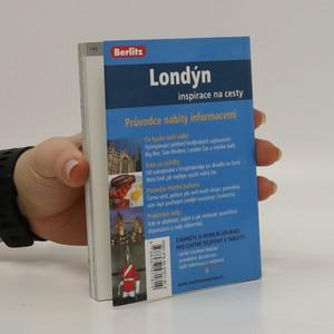 antikvární kniha Londýn : inspirace na cesty, 2013