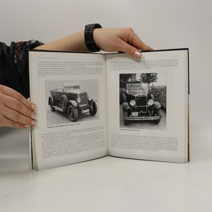 antikvární kniha Encyklopedie automobilů : české a slovenské osobní automobily od roku 1815 do současnosti, 2007