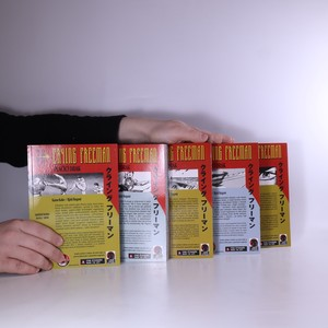 antikvární kniha Crying Freeman. 1. - 5. díl. (5 svazků, kompletní), 2011 - 2013