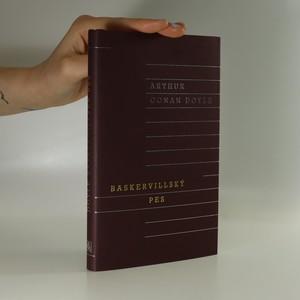 náhled knihy - Baskervillský pes