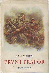 náhled knihy - První prapor