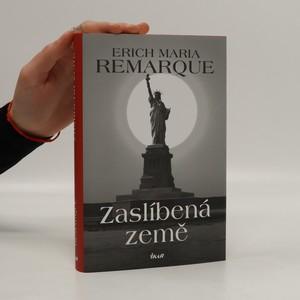 náhled knihy - Zaslíbená země