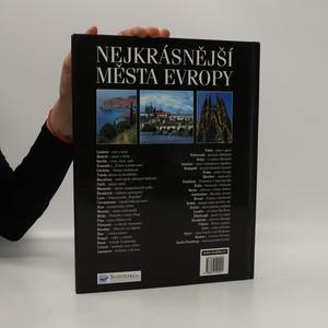 antikvární kniha Nejkrásnější města Evropy, 2005