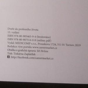 antikvární kniha Dveře do profesního života 2019, 2019