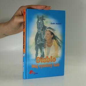 náhled knihy - Můj vysněný kůň. Diablo 1