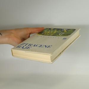 antikvární kniha Ztracené ráje, 1975