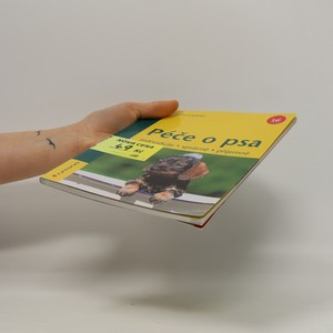 antikvární kniha Péče o psa. Jednoduše, správně, příjemně, 2010