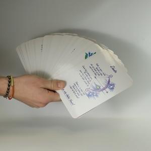 antikvární kniha Byl jednou jeden svět (karty), 2008