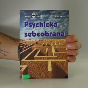 náhled knihy - Psychická sebeobrana