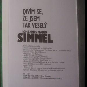 antikvární kniha Divím se, že jsem tak veselý, 2000