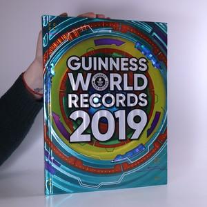 náhled knihy - Guinness World Records 2019 (anglicky)