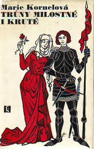 náhled knihy - Trůny milostné i kruté