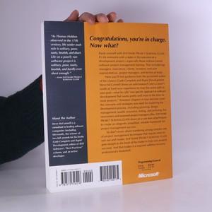 antikvární kniha Software Project Survival Guide, 1998