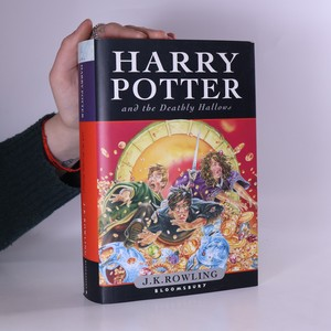 náhled knihy - Harry Potter and the Deathly Hallows