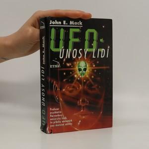 náhled knihy - UFO - Únosy lidí
