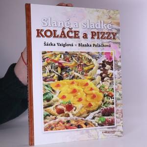 náhled knihy - Slané a sladké koláče a pizzy