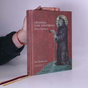 náhled knihy - Legenda o sv. Vintířovi / Vita s. Guntheri