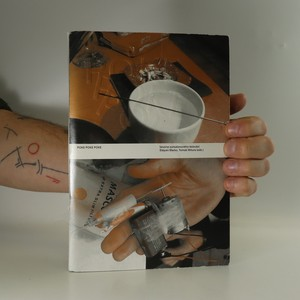 náhled knihy - Poke Poke Poke. Fanzine outsalonového tetování