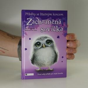náhled knihy - Příběhy se šťastným koncem. Zachráněná sovička