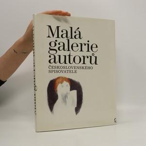 náhled knihy - Malá galerie autorů československého spisovatele
