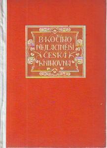 náhled knihy - Poslední Čech