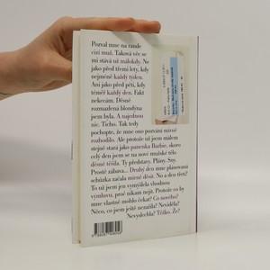 antikvární kniha Borůvky. Muži jsou skvělý doplněk., 2011