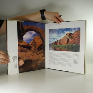 antikvární kniha National Parks of America, neuveden