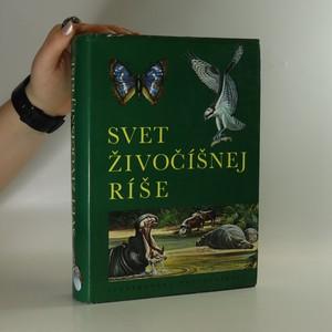 náhled knihy - Svet živočíšnej ríše