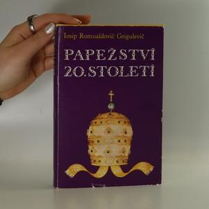 náhled knihy - Papežství 20. století