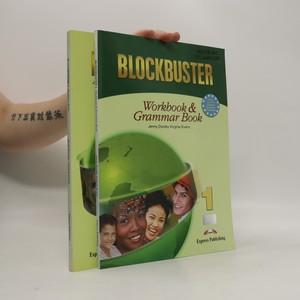 náhled knihy - Blockbuster 1. Workbook & grammar book & Student's book (2 svazky)