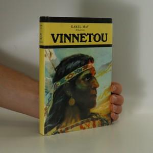 náhled knihy - Vinnetou 1. díl