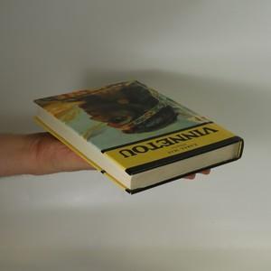 antikvární kniha Vinnetou 1. díl, 1987