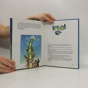 antikvární kniha Little mole and the green star, neuveden