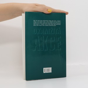 antikvární kniha Okamžitá akce, 1997