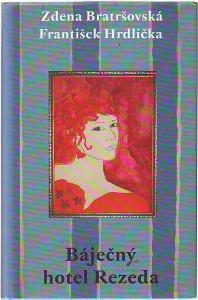 náhled knihy - Báječná hotel Rezeda