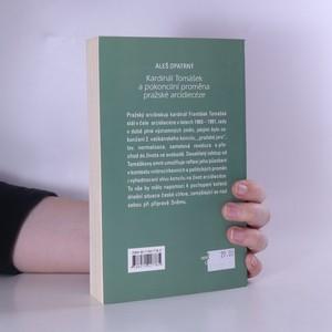 antikvární kniha Kardinál Tomášek a pokoncilní proměna pražské arcidiecéze, 2002