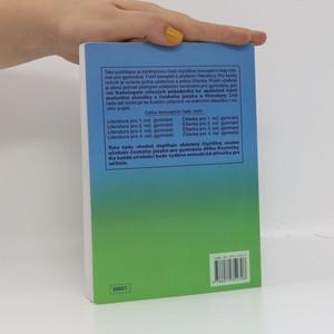 antikvární kniha Čítanka pro IV. ročník gymnázií, 2004